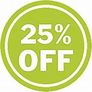 25% AUTO DISCOUNT WHEN YOU BUY 3 OR MORE ITEMS!!!